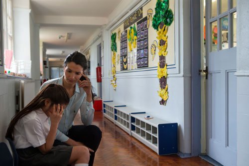 profesores implicados frente al bullying