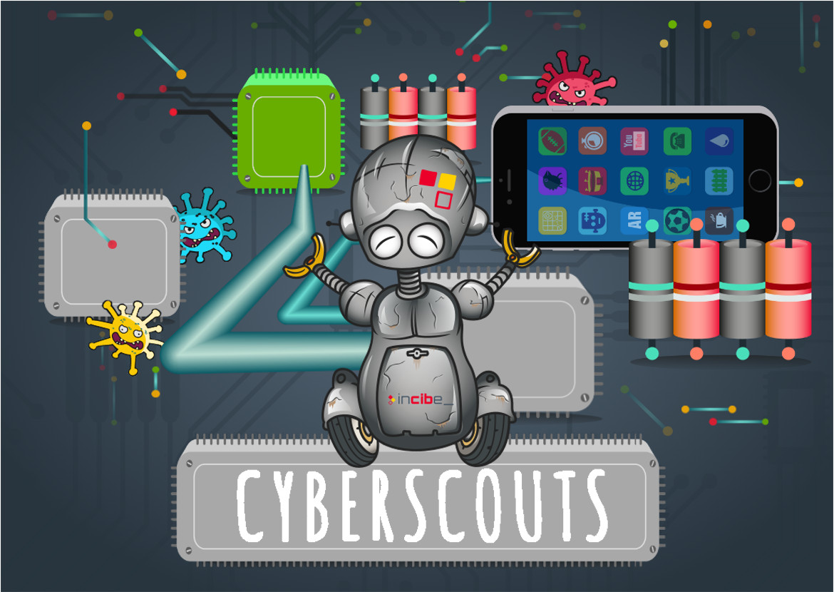 Juego CyberScouts