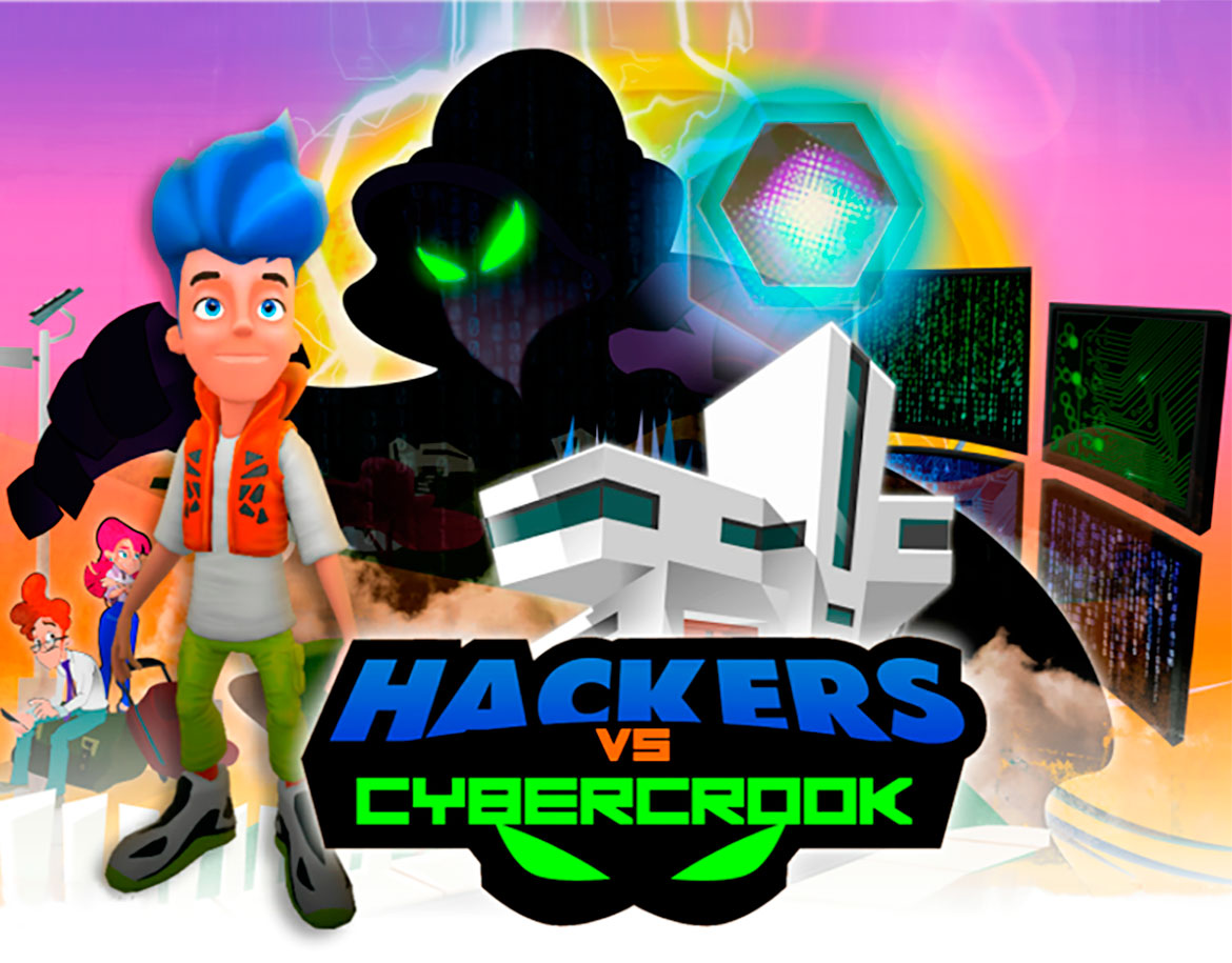 Juego Hackers Vs CyberCrook