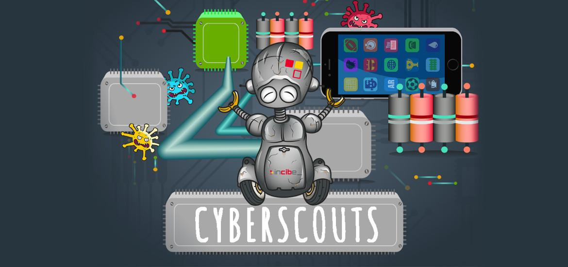 Banner Cyberscouts