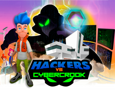 Hackers vs Cybercrook