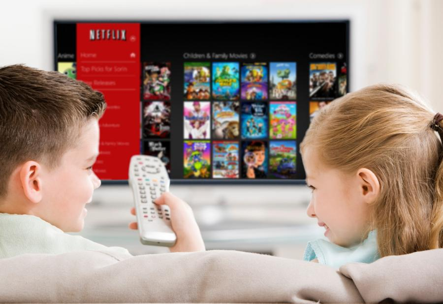 Controles parentales en Netflix, HBO, Movistar+, Vodafone TV y Orange TV