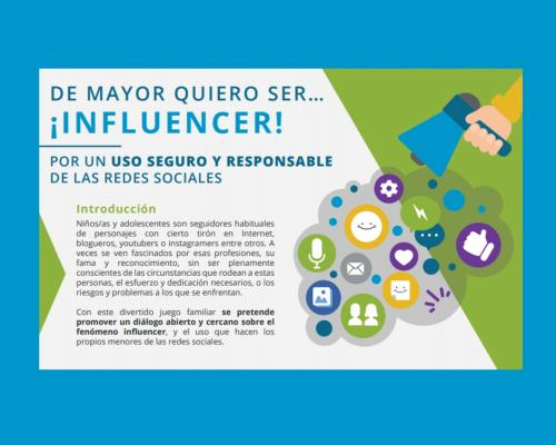 De mayor quiero ser… ¡Influencer!