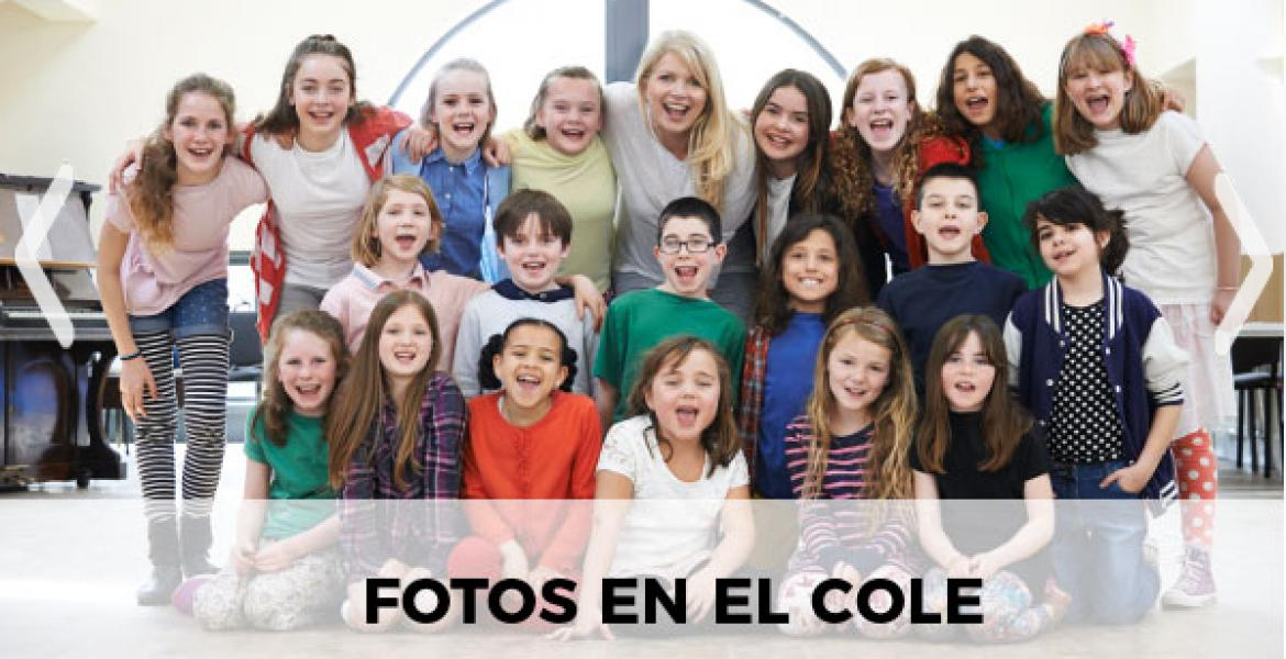 Fotos en el cole, ¿sí o no?