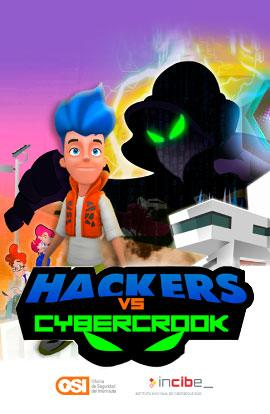 Hackers vs. Cybercrook